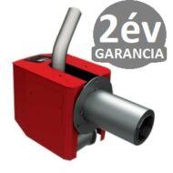 BURNIT Pell 25 kW pellet égőfej emelt levegő nyomású tisztítással - pellet tartály nélkül