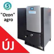 OZON Agro 35 kW automata üzemű pellet kazán (magas hamutartalmú pelletekhez is)