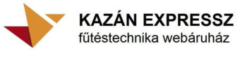 KAZÁNEXPRESSZ FŰTÉSTECHNIKAI WEBÁRUHÁZ